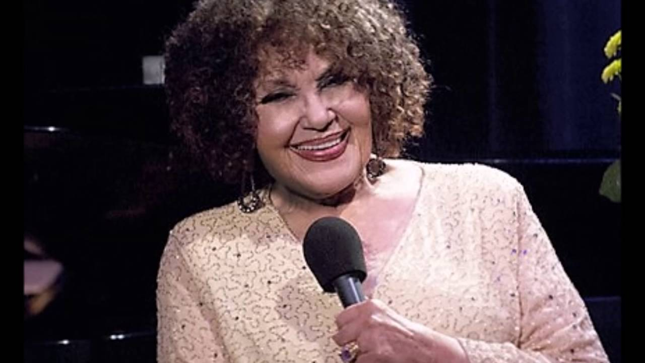 Cleo Laine - I Could Write A Book