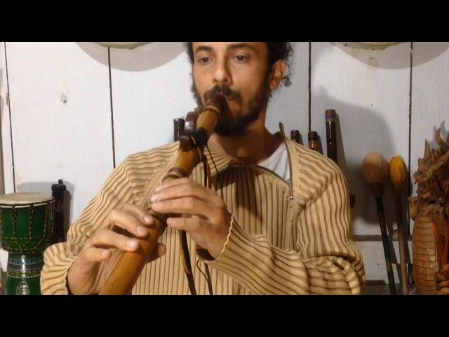 Flauta Nativa G - Teste