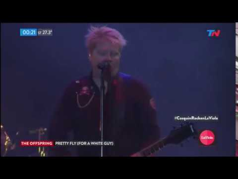 The Offspring - Pretty Fly for a White Guy (Cosquín Rock 2018 - Argentina)
