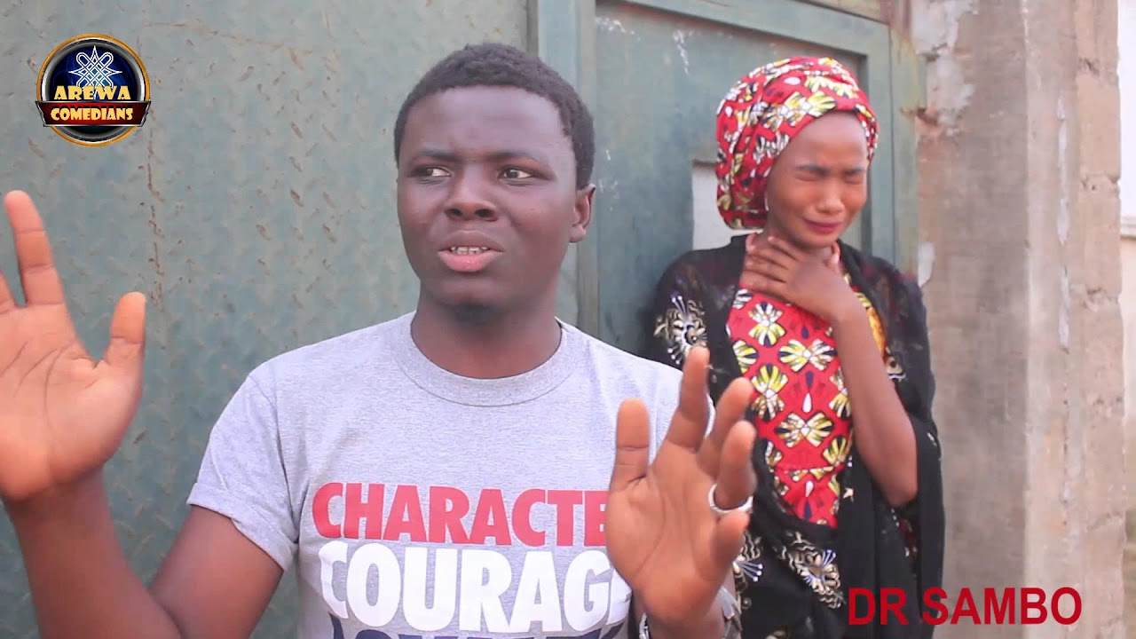 Download Kalli Abunda Yayi Mata (Dr Sambo) - Arewa Comedians