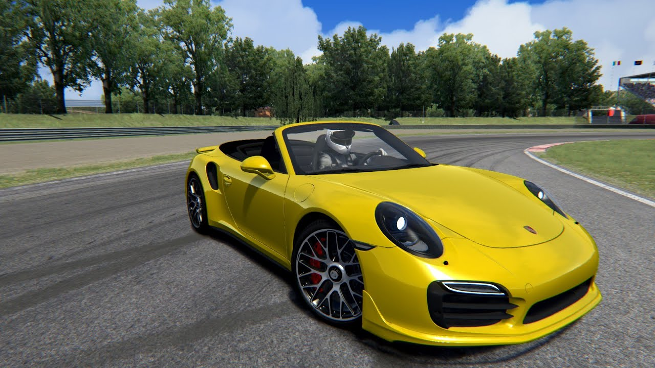 assetto corsa 2015 porsche 911 991 turbo s cabriolet download youtube. Black Bedroom Furniture Sets. Home Design Ideas