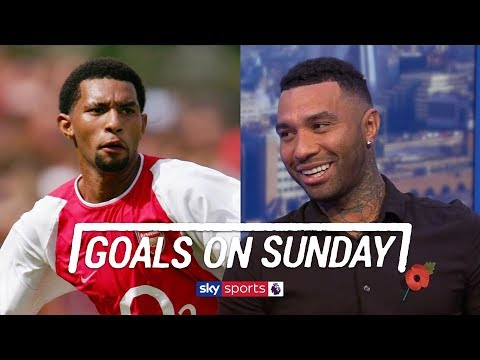 Jermaine Pennant went partying the night before his Arsenal debut and scored a hat-trick!