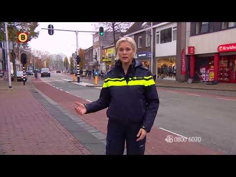 Politie zoekt drie daders na zware mishandeling Tilburg