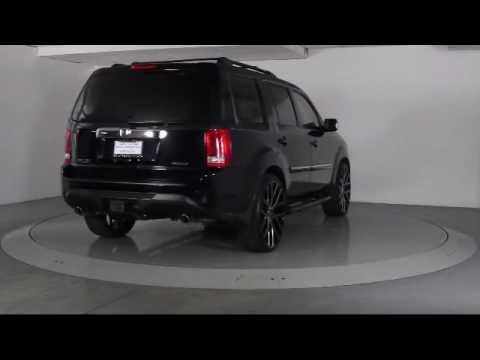 2014 Honda Pilot Sport Utility Touring Miami  Fort Lauderdale  Hollywood  West Palm Beach