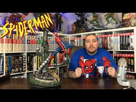 SPIDER-MAN By XM STUDIOS Statue Unboxing & Review