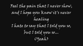 The Used - Blood On My Hands [lyrics]