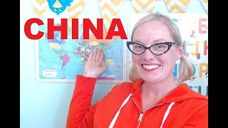VIPKID SONGS: China Theme Song (Level 1, Unit 1) by Teacher Je…