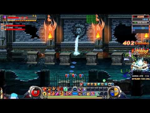 Mystic Fighter (KR) Culvert of Oblivion exploration