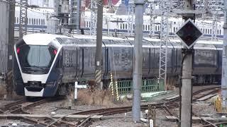 E261系 特急サフィール踊り子号 東京駅発車