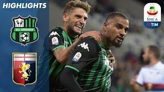 Sassuolo 5-3 Genoa | Scontro all'ultimo gol: il Sassuolo ne esce vincitore | Serie A streaming