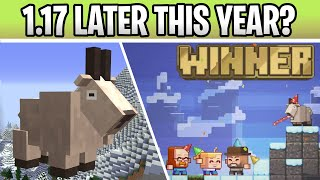 Minecraft 1.17 Mountain Update Is Not Confirmed! Mojang Corrects Release Date Info!