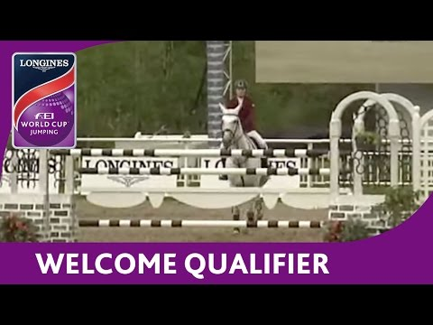 Re-live - Bromont - Longines FEI World Cup™ Jumping - Quebec Original FEI Welcome Qualifier