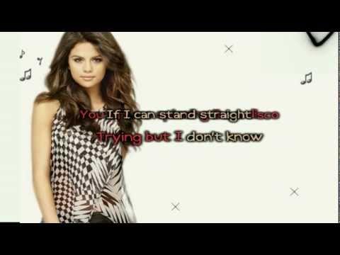 Selena Gomez & The Scene - Middle Of Nowhere [Karaoke/Instrumental] With Lyrics