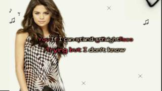 Selena Gomez & The Scene - Middle Of Nowhere [Karaoke/Instrumental] With Lyrics