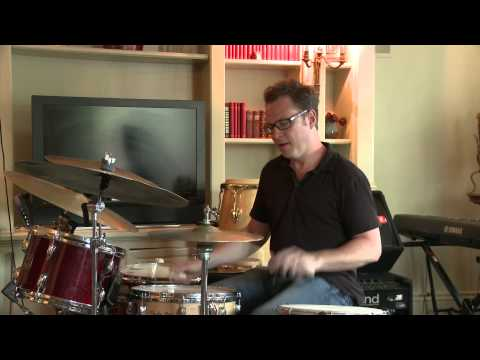 Drum Workshop with Stanton Moore and Johnny Vidacovich // 2010 Salon