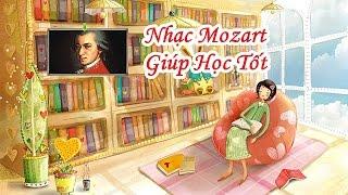 Nhạc Mozart Kích Thích Tư Duy | Nhạc Không Lời Mozart Giúp Học Tập Tốt | Nhạc Baroque Tốt Nhất