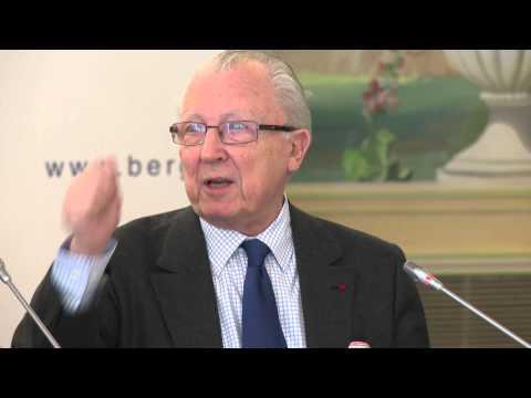 Jacques Delors: Chers Français! (sur le transfert de la souveraineté)
