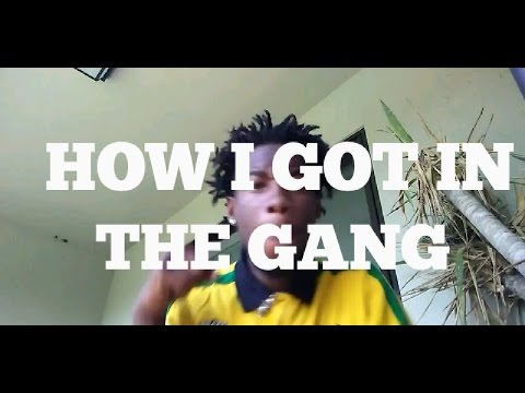 STORY TIME: HOW I GOT IN A GANG!!!!!!!