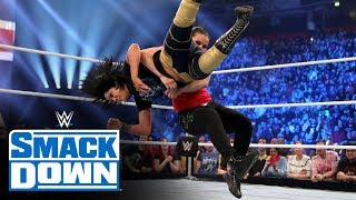 Shayna Baszler blindsides Bayley with another attack: SmackDown, Nov. 8, 2019