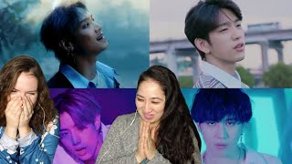 GOT7 Solos Part 2 (Mark, JB, Jinyoung, Yugyeom) Reaction