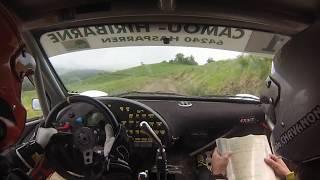 Rallye du Baretous 2018 Hirigoyen/Chavanon