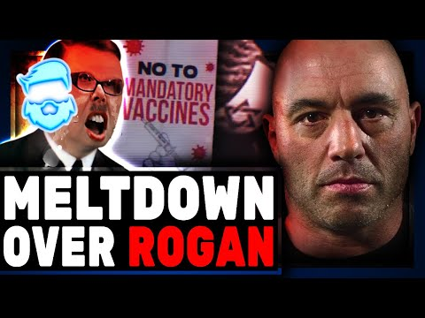 Media RAGE After Joe Rogan Shares Pro-Liberty Video! They Try To Gina Carano Him!