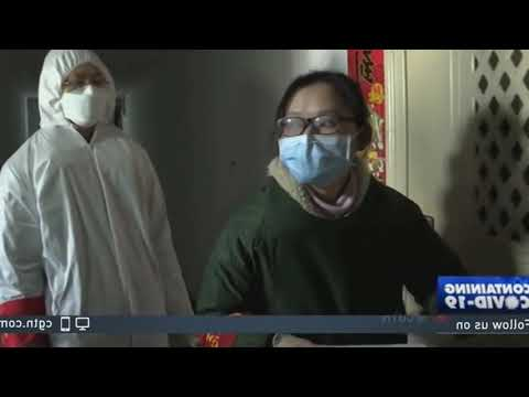 Ухань ищет необнаруженные случаи #КОРОНАВИРУСа / Wuhan's Search For Undetected Coronavirus Cases