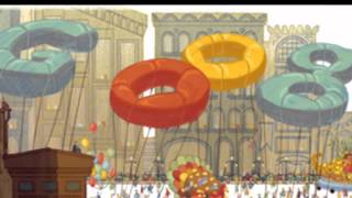 ThanksGiving Day 2012 Google Doodle