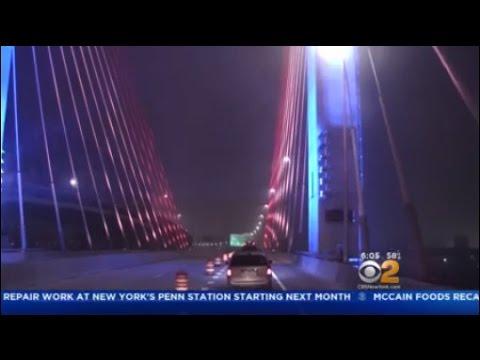 New Kosciuszko Bridge Open