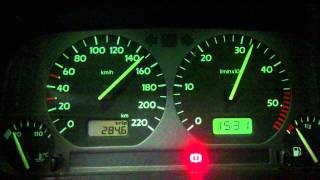 vw golf 3 1 9 tdi 66kw speed test gear