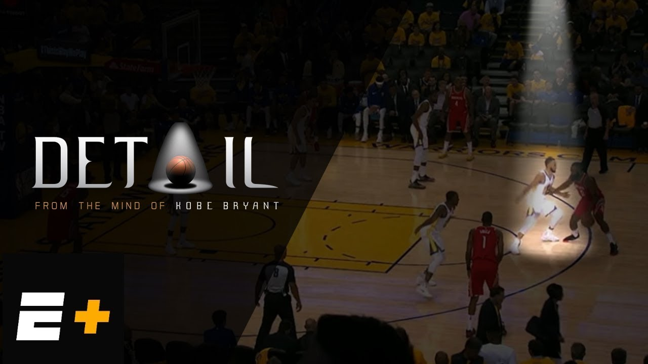Kobe Bryant shows adjustments Steph Curry should make on D vs. Rockets | 'Detail' excerpt | ESPN