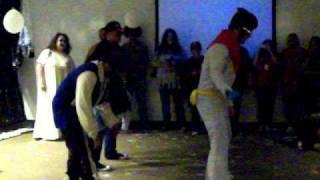 Office Thriller Dance Contest - Winners