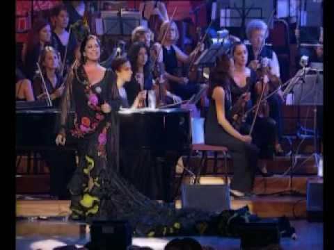 Isabel Pantoja - Sinfonia de la Copla - Parte 11 de 14