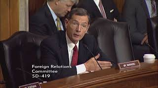 Barrasso Questions State Department Nominee on Bells of Balangiga