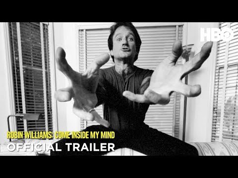 Megan - First Look at Robin Williams: Come Inside My Mind Documentary