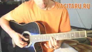 Hafanana - Afric Simone - (Русская версия),  аккорды в Am + Разбор