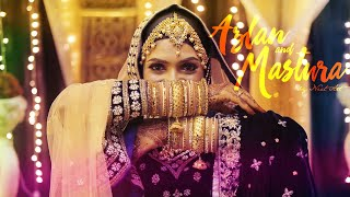 INDIAN MUSLIM WEDDING : Azlan + Mastura // WEDDING By NEXT ART