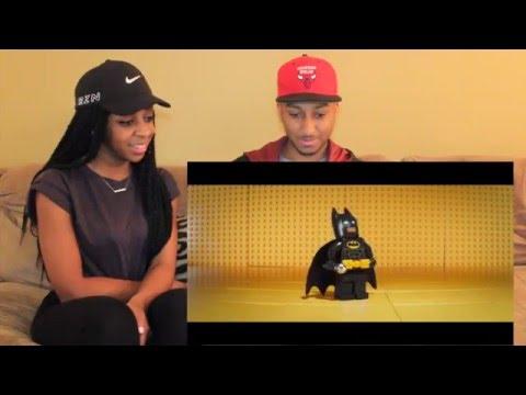 "Couple Reacts : New ""The LEGO Batman Movie"" Batcave Teaser ..."