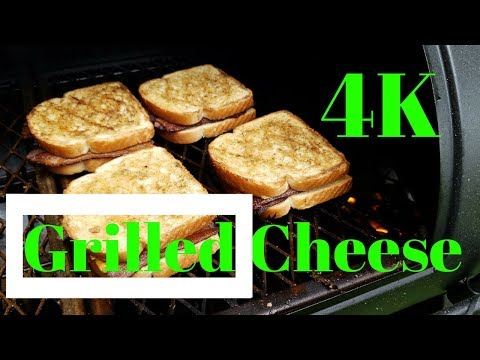 Ultimate Grilled Cheese 420 Special (epic 4k munchy montage)