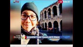 Mahasiswi Indonesia di Jerman Tewas Tenggelam di Danau Trebgas - BIP 15/08