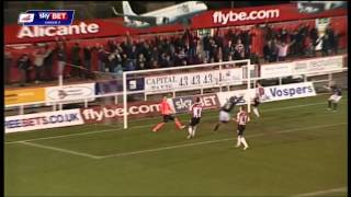 HIGHLIGHTS: Exeter City vs Northampton Town