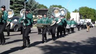 2014 Pride of the North Potato Bowl Parade - 1