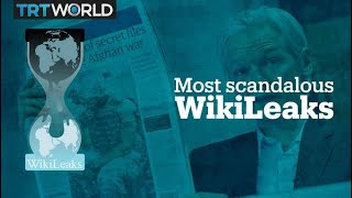 Top 5 WikiLeaks scandals