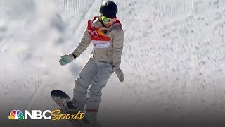Jamie Anderson's gold medal run in snowboard slopestyle