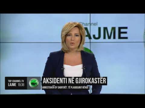 Edicioni Informativ, 25 Korrik 2016, Ora 19:30 - Top Channel Albania - News - Lajme