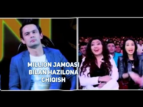 Million jamoasi - Jasur Umirov bilan hazilona chiqish