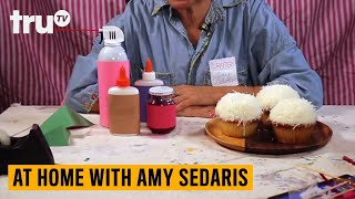 At Home with Amy Sedaris Craft Tutorial Cupcake Pokes  truTV