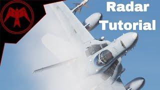 F/A-18C Hornet Detailed Radar Tutorial DCS