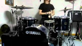 Underoath - Cries of the Past (Drum cover by Ryan Dills)
