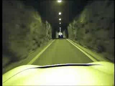 TVR Griffith Tunnels and Take off